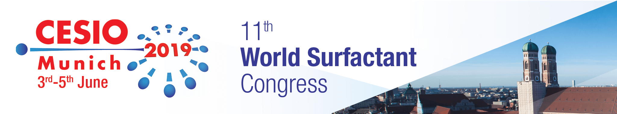 11th World Surfactant Congress - Infinity Hotel & Conference Resort - Munich - Monday 3  › Wednesday 5 June 2019